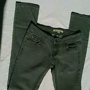 Forever twenty one Sz 26 grey jeans